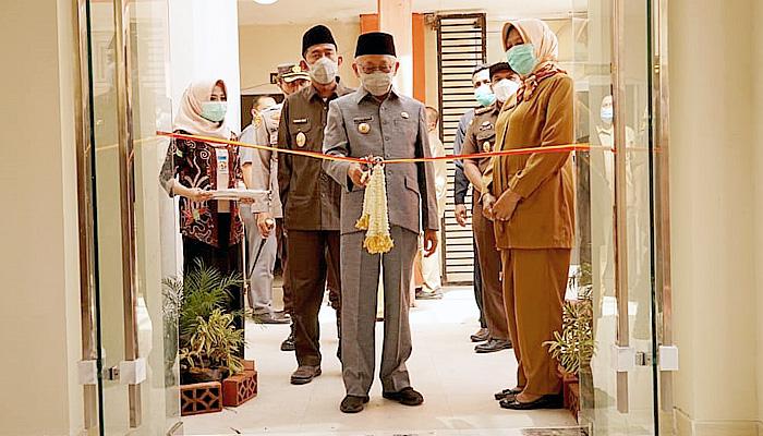 Swab test di laboratorium PCR RSUD Dr. H. Moh Anwar Sumenep butuh waktu 5 jam.