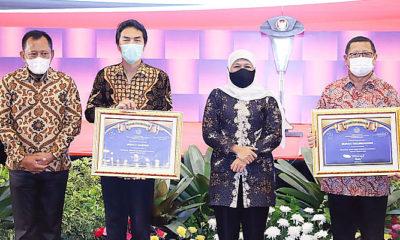 Dua daerah di Jatim paling cepat penyaluran Dana Desa 2021 adalah kabupaten Madiun dan Tulungagung. Kedua daerah itu disebut pemerintah