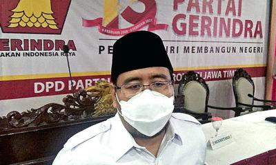 Enggan usung calon luar, Gerindra Jatim siapkan kader sendiri di Pilgub 2024