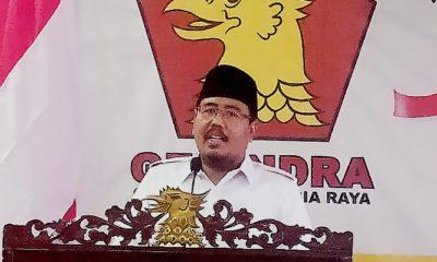 Harlah ke-13, inilah pesan Prabowo Subianto untuk kader Gerindra di Jatim.