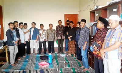 Pertanyakan BUMDES dan fungsi balai desa, SP2D geruduk Kepala Desa Bragung Sumenep.