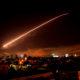 Pertahanan udara Suriah berhasil mengintersep rudal yang diluncurkan oleh Israel dari arah Dataran Tinggi Golan menuju Damaskus, lapor kantor berita Suriah SANA
