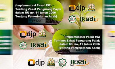 PW-IKADI Aceh menjadi pioner menyahuti implementasi zakat sebagai pengurang pajak sebagaiman Pasal 192 Undang-Undang Pemerintah Aceh (UUPA) 11/2006.