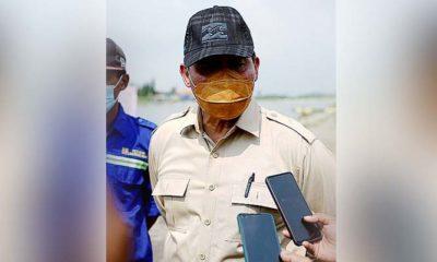 Prihatin laka air, Bambang Haryo desak pemerintah segera kelola Long Storage Kalimati Sidoarjo.