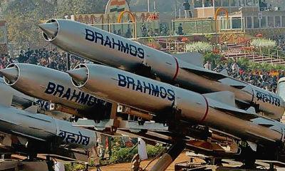 Filipina akan dipasok rudal canggih BrahMos produk India-Rusia.