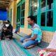 Bupati Fauzi kunjungi keluarga korban tenggelam KM Berhasil II di Desa Lobuk.