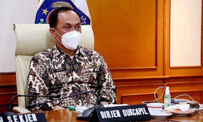 Tercatat lebih dua juta penduduk Indonesia pindah domisili dalam 4 bulan terakhir.