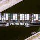 Terusan Suez Tersumbat Oleh Kandasnya Kapal Kontainer Raksasa