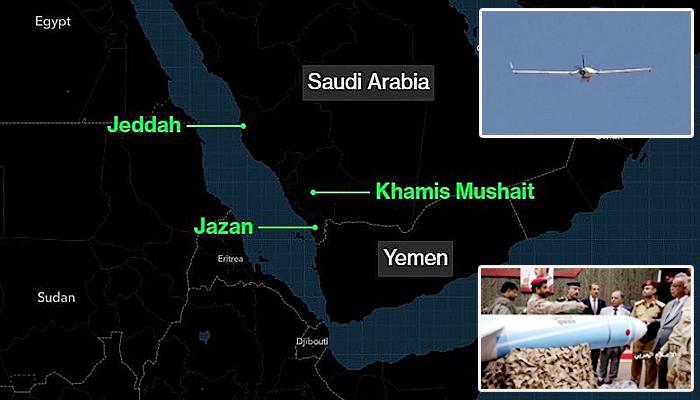 Hantaman rudal Quds-2 Houthi terhadap fasilitas Aramco, kembali guncang pasar minyak dunia.