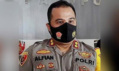 Polres Palopo perketat keamanan usai aksi bom bunuh diri di Gereja Katedral Makassar.