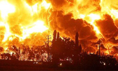 DPR desak pemerintah selidiki penyebab insiden kebakaran Kilang Minyak Balongan.