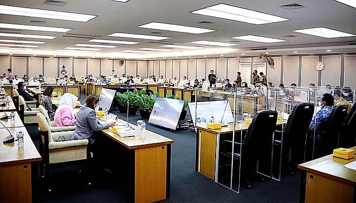 DPR RI apresiasi program percepatan pembangunan ekonomi di kawasan perbatasan negara.