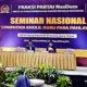 Gelar Seminar Nasional, Nasdem target tahun ini Syaikhona Kholil resmi pahlawan nasional. Fraksi Partai Nasional Demokrat (NasDem) DPR RI menggelar