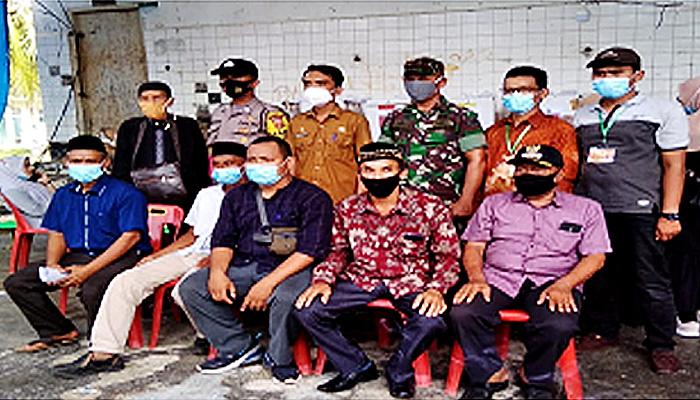 Pemilihan Datok Penghulu Kampung Tanjung Karang