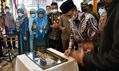 Bupati Bireuen resmikan museum Kota Juang.