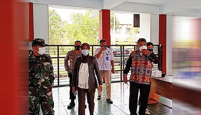 Pemkab Nunukan segera usulkan perbaikan dan peningkatan kapasitas RUSUNAWA ke BNPB.