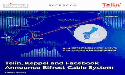 Ikut Konsorsium Kabel Laut Bersama Facebook dan Keppel T&T, Telkom Pastikan Kedaulatan NKRI