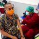 Andre Pratama ajak masyarakat perangi hoax tentang vaksin-19.