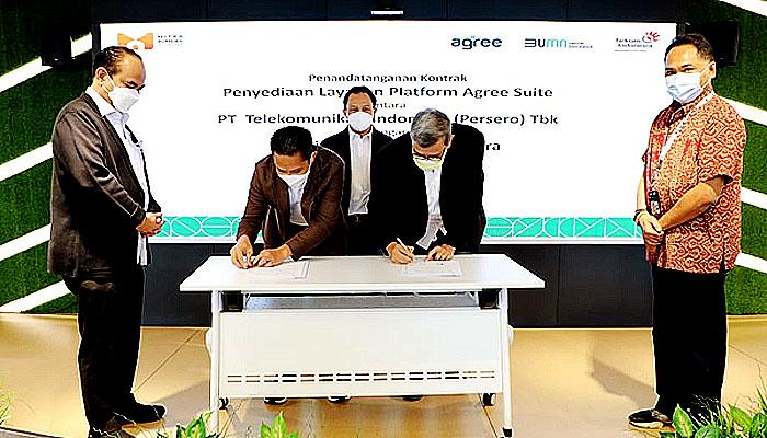 Implementasi Agree, langkah awal menuju kesejahteraan petani Indonesia.