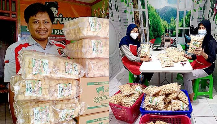 Bermodal Rp 300 ribu, pengusaha kuliner ini sekarang bermomzet puluhan juta tiap bulan.