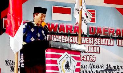 Buka Musda KKSS, Sekda Nunukan ingatkan prinsip: Di mana bumi dipijak, disitu langit dijunjung.