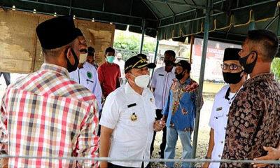 Bupati dan Wabup Pidie Jaya Pastikan Pemilihan Keuchik di 87 Gampong Berjalan Kondusif