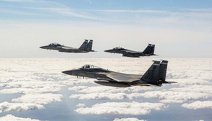 F-15 Eagle II pengganti F-5 Tiger II TNI Angkatan Udara.