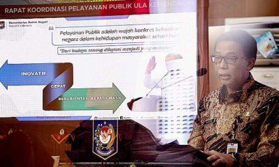 Kualitas pelayanan publik: penyelesaian pengaduan yang cepat.