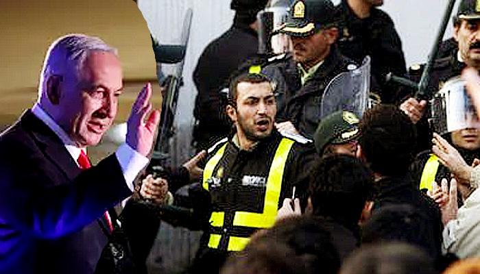 "Iran menangkap ""mata-mata Israel"" di Barat Laut Negara itu."