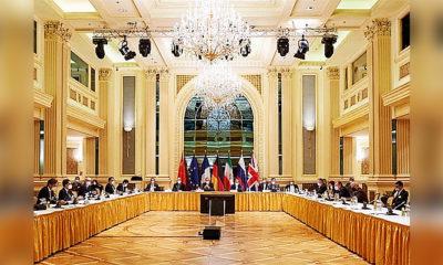 Pertemuan Wina berhasil, Iran sambut baik babak baru JCPOA