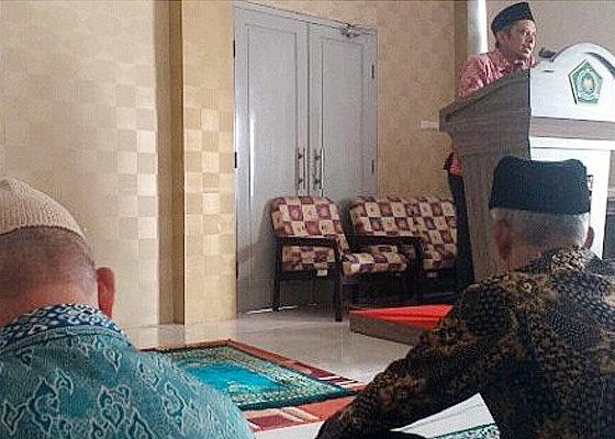 Tausiah Ramadhan: Perlunya Pelestarian Kearifan Lokal di Aceh