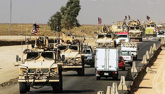 Bukan hanya minyak, militer AS juga ternyata menjarah berton-ton gandum Suriah.