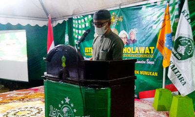 Hasan Basri Mursali minta kader muda NU menjadi pelopor peradaban.