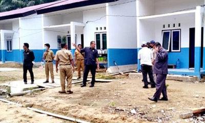 Pansus DPRD Nunukan monitoring dan evaluasi proyek pendidikan di Sebatik.