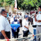 Pembangunan Pintu Gerbang UNKRIS Menuju Kampus Unggulan 2025