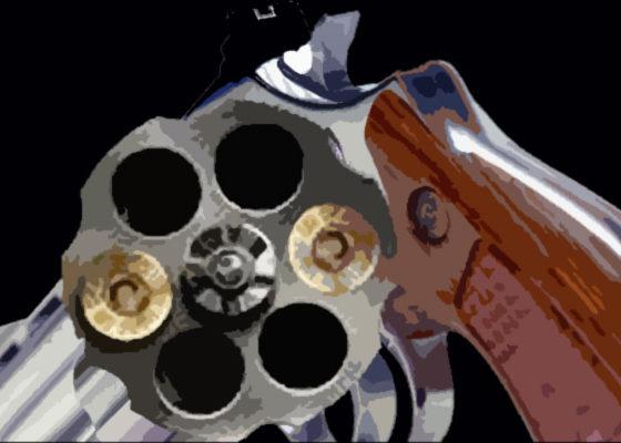 """Ukraina memainkan """"Russian roulette"""" dengan dua peluru terpasang."""