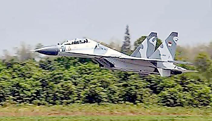 Ketika Rudal Berpemandu Kh-29TE TNI AU menghancurkan target.