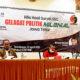 Sering bela rakyat kecil, PDIP disebut partai paling diminati milenial di Jatim.
