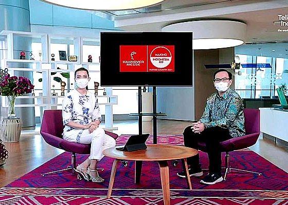 Telkom optimis dukung kedaulatan digital Indonesia.