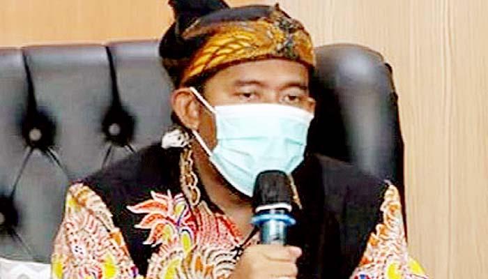 Bupati Sumenep Ahmad Fauzi menyampaikan stok pupuk subsidi aman bagi petani selama musin tanam,