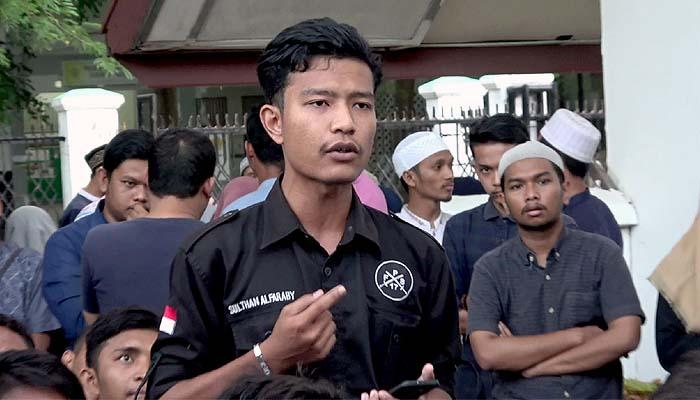 Mahasiswa Aceh kutuk keras pelaku penganiayaan terhadap perawat Palembang.