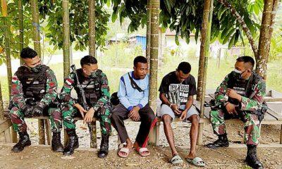 Bahaya narkoba menyasar para remaja di perbatasan.