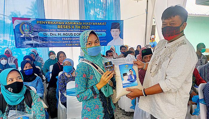 Ungkit UMKM Malang Raya saat pandemi, Agusdono: Pemprov harus suntik bantuan.