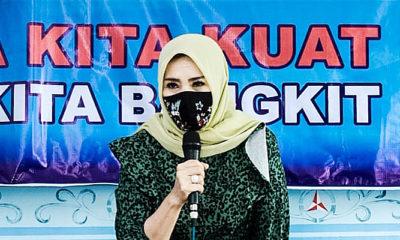 Temui masyarakat, Legislator Demokrat DPRD Jatim janjikan peningkatan infrastruktur dan kualitas SDM di Pacitan.
