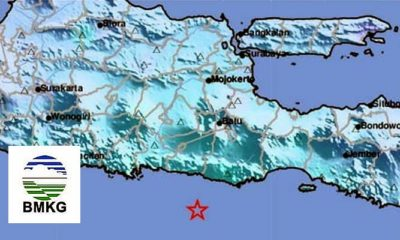 Sejumlah Rumah Warga Jatim Rusak Pasca Gempa M5,9