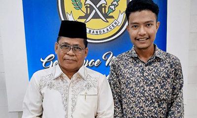 Tampung aduan warga, Sulthan Alfaraby minta Pemko Banda Aceh antisipasi begal.