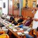 Pegiat sosial dan aktifis kepemudaan se-Pidie jaya bukber di Socolatte Caffe