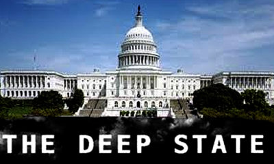 "The Deep State"": ""Dewa Mahakuasa"" Hegemoni Ekonomi Global AS"