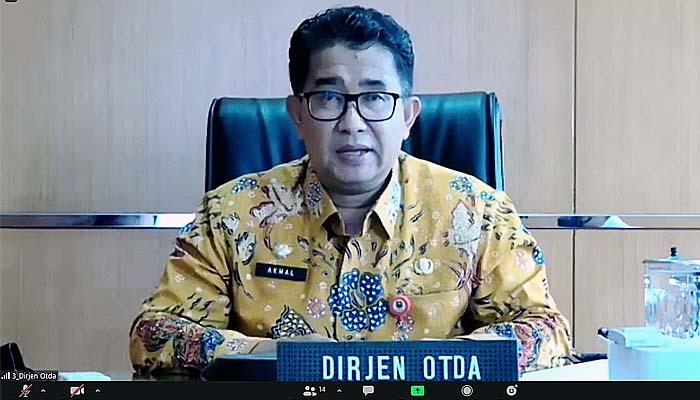 Kemendagri Komitmen Bangun Komunikasi Intens dengan Asosiasi Pemerintah Daerah