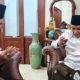 Selalu Khidmat Ke NU, Menpora didoakan Kyai Said Aqil Siradj